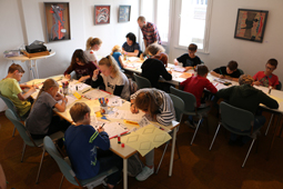 Workshops im Leseclubs